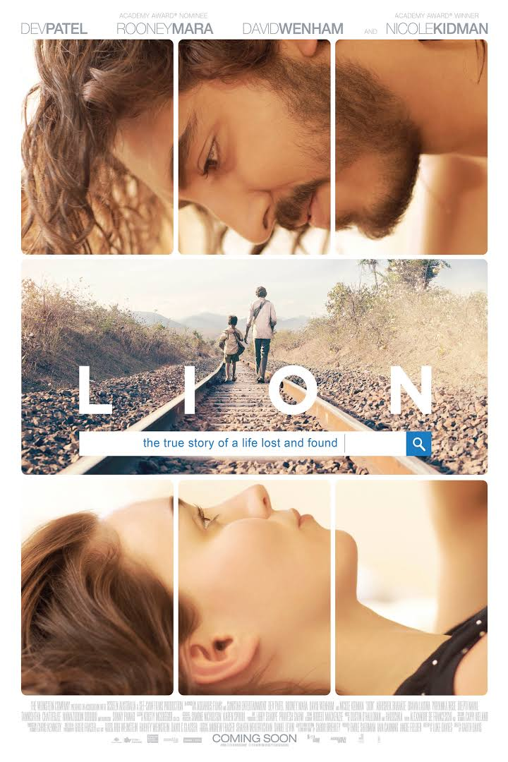 LION (book cover)
