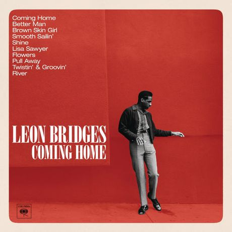 Coming Home - Leon Bridges (book cover)