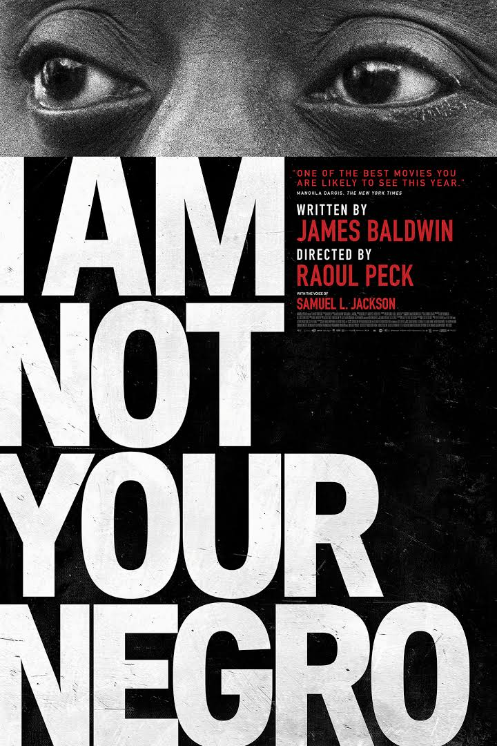 I Am Not Your Negro (book cover)