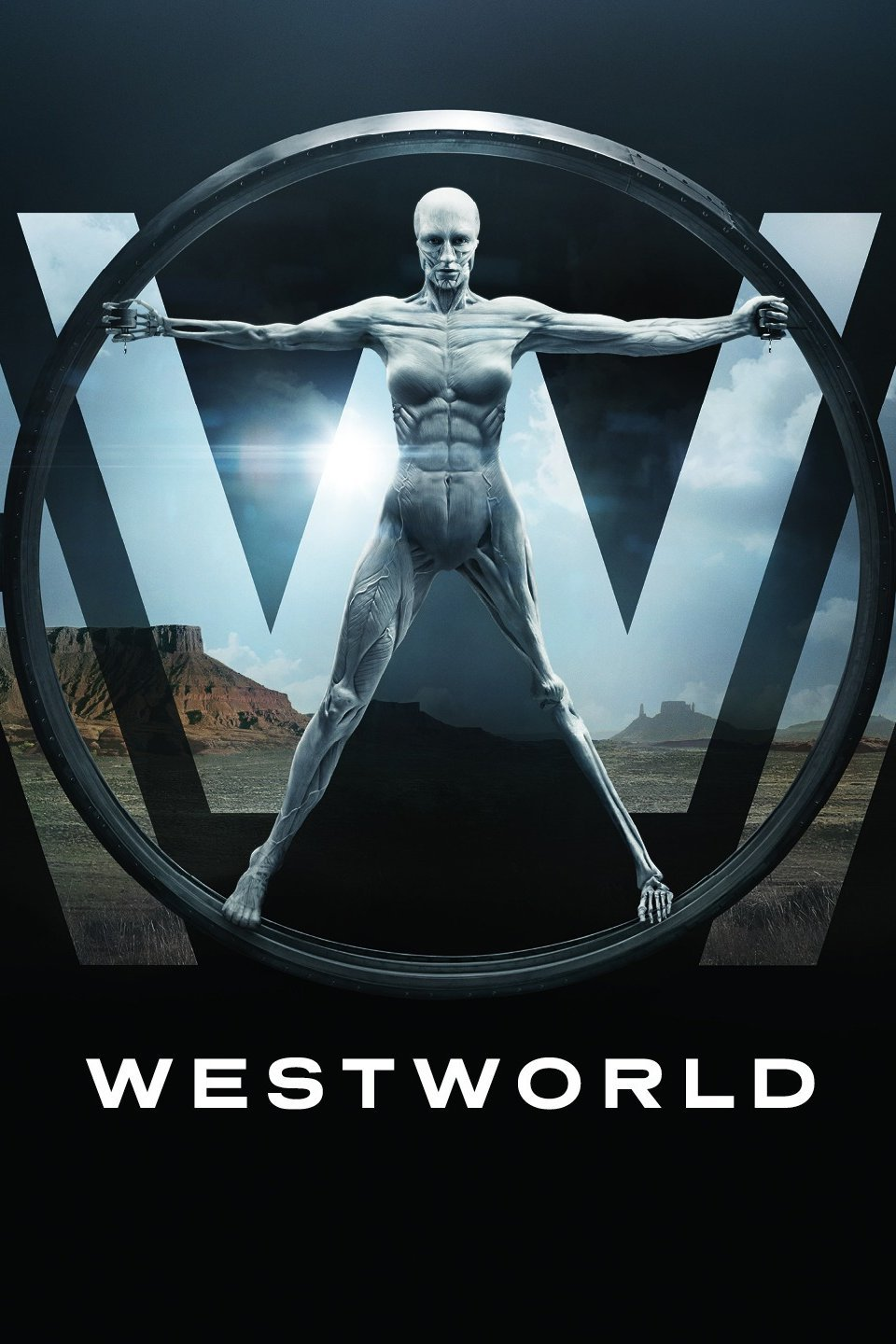 Westworld season 1 (book cover)
