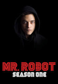 Mr. Robot season 1 (book cover)
