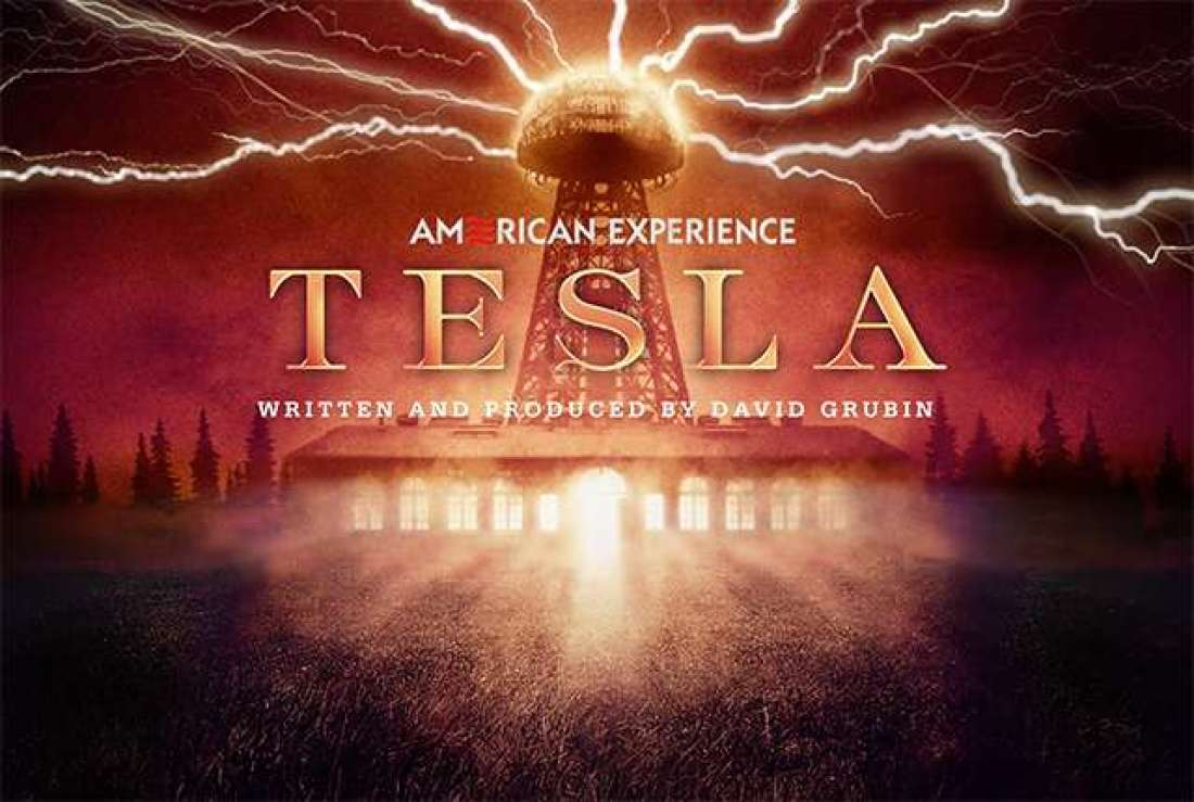Tesla (book cover)
