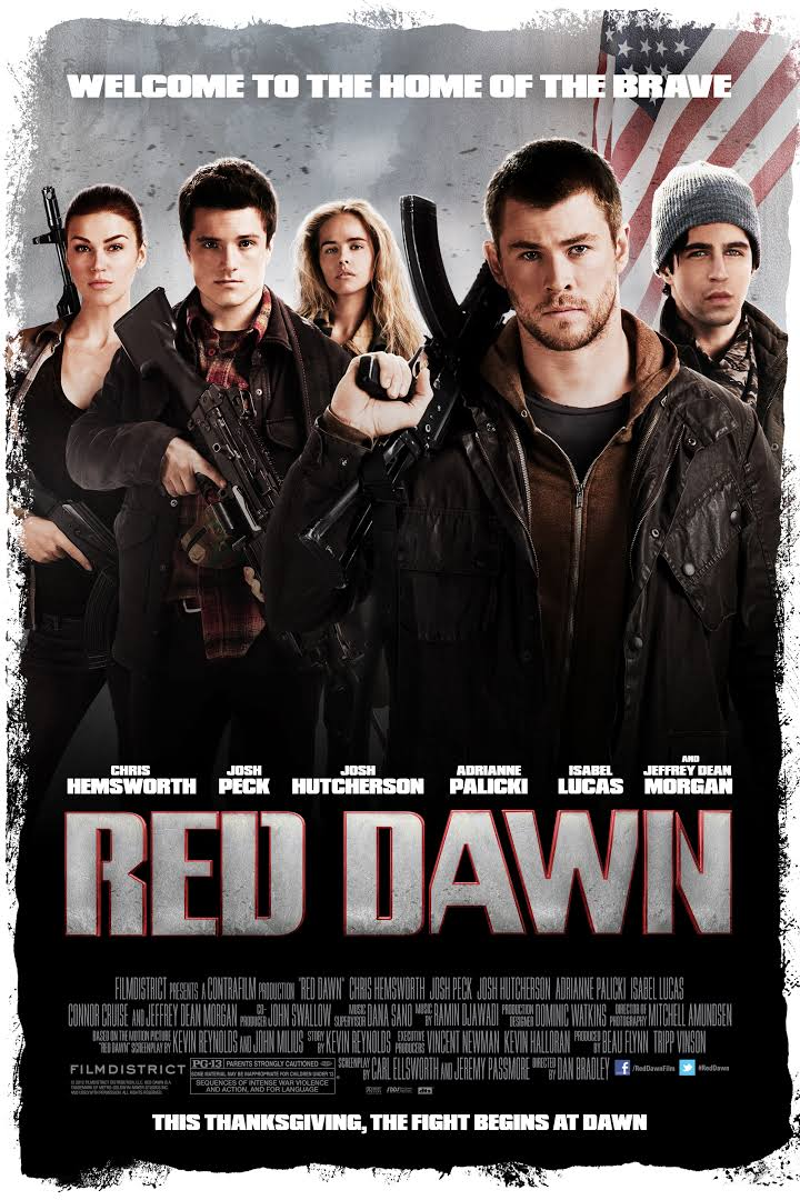 Red Dawn (book cover)